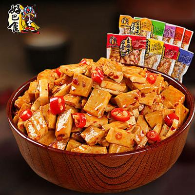 四川特产豆干制品